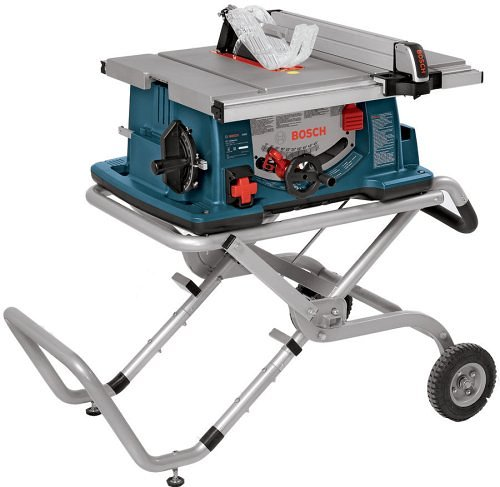 Bosch 4100 09 10 inch worksite table saw review features and price Portable table saw reviews