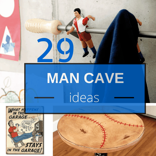 Home → Projects → 29 Incredible Man Cave Ideas On A Budget