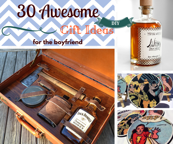 30 Awesome Diy Gift Ideas For Your Boyfriend The Saw Guy