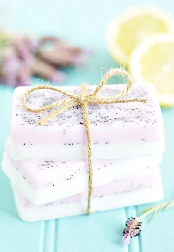 Lavender Lemon Soap - thesawguy.com