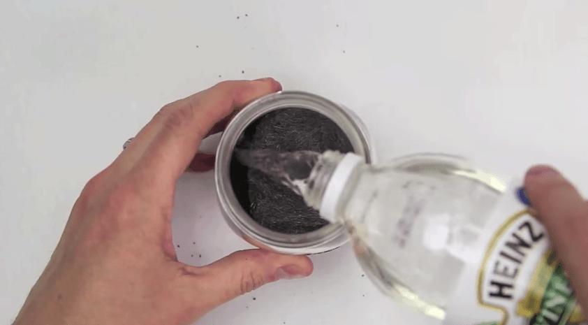 homemade stain coffee