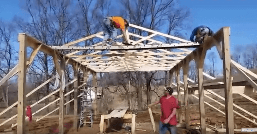 How Much Does It Cost To Build a Pole Barn? - The Saw Guy