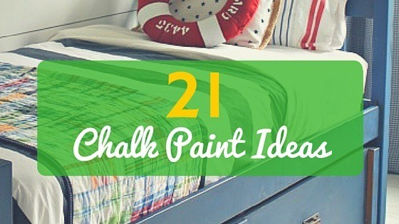 chalk painted furniture ideas21 Brilliant but Simple Chalk Paint Furniture Ideas