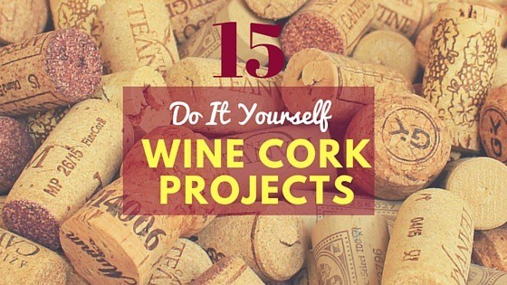 15 DIY Wine Cork Projects