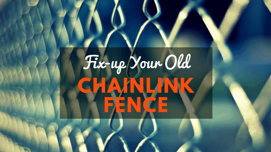 Improve Chain Link Fence