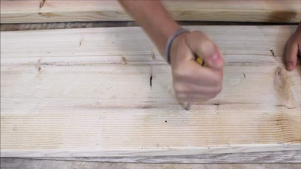 Build a DIY Rustic Industrial Shoe Storage Shelving Unit
