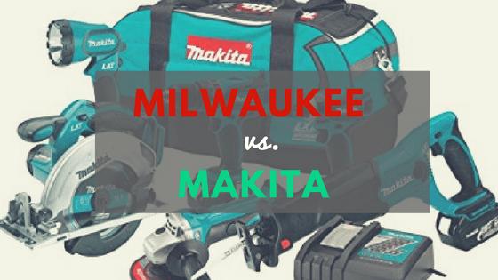 Image result for milwaukee vs makita google images