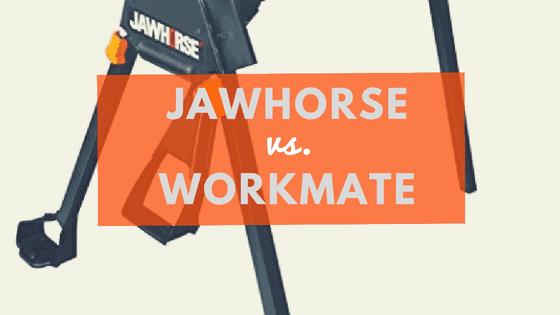 Jawhorse vs. workmate