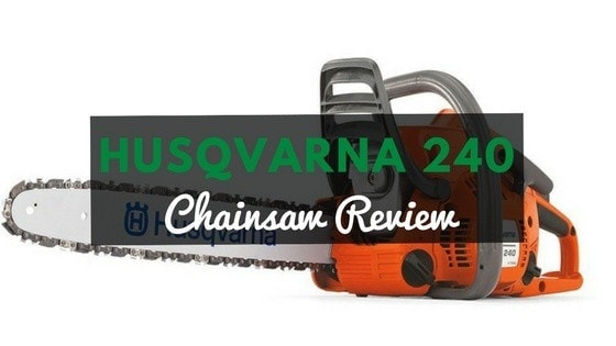 Husqvarna 240 2 HP Chainsaw