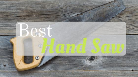 best hand saw
