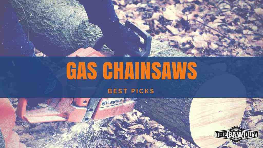The Best Gas Chainsaws For The Money 2019 - Comparisons