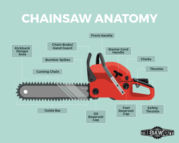 The best chainsaw for 2018 complete buying guide reviews best chainsaw chainsaw parts greentooth Gallery