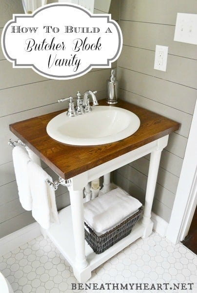 13 Easy DIY Bathroom Decor Ideas - The Saw Guy