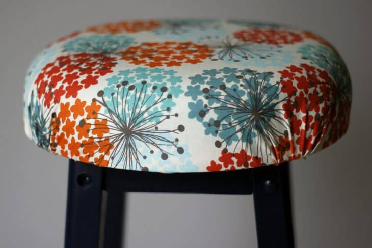 Easy Upcycled Stool