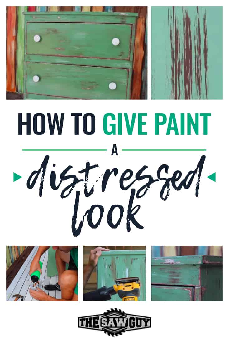 how to make wood paint