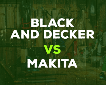 Black and Decker vs. Makita