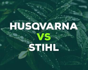 Husqvarna vs. Stihl