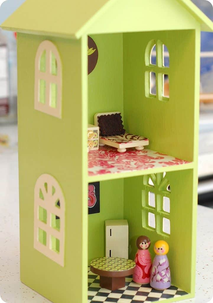 Dollhouse For Kids
