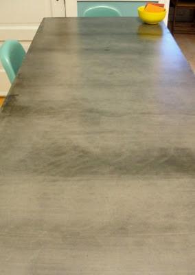 Gorgeous Concrete Countertops