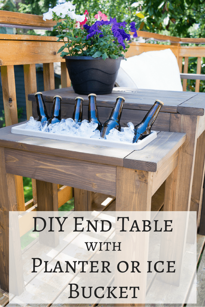 27 Impressive Diy End Tables For Any Space The Saw Guy
