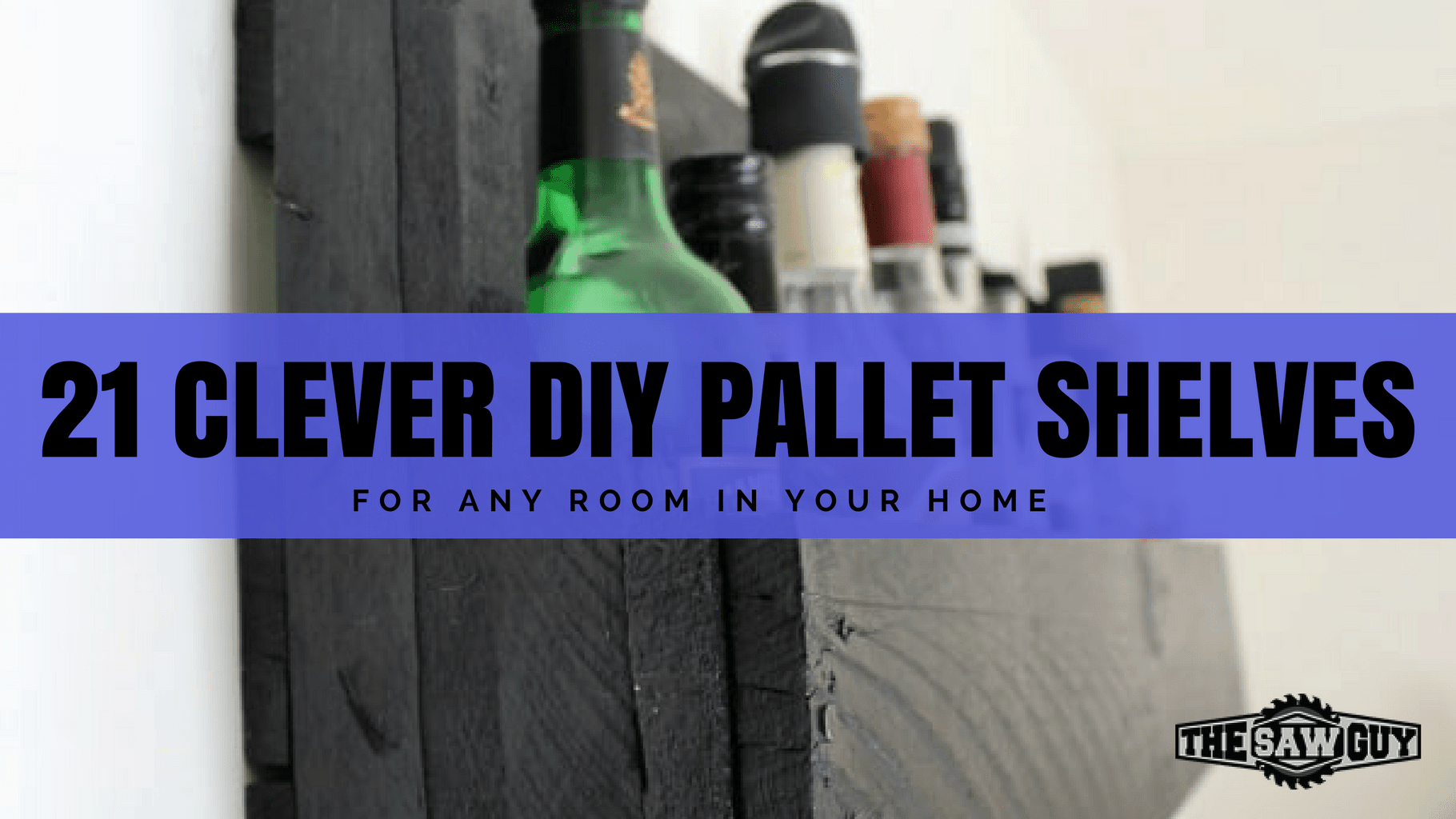 21 Brilliantly Clever Diy Pallet Shelves To Make For Any