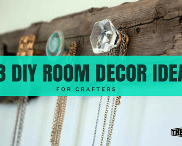 DIY ROOM DECOR CRAFTERS