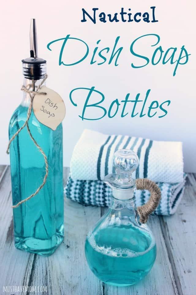 Nautical Themed Soap Dispenser