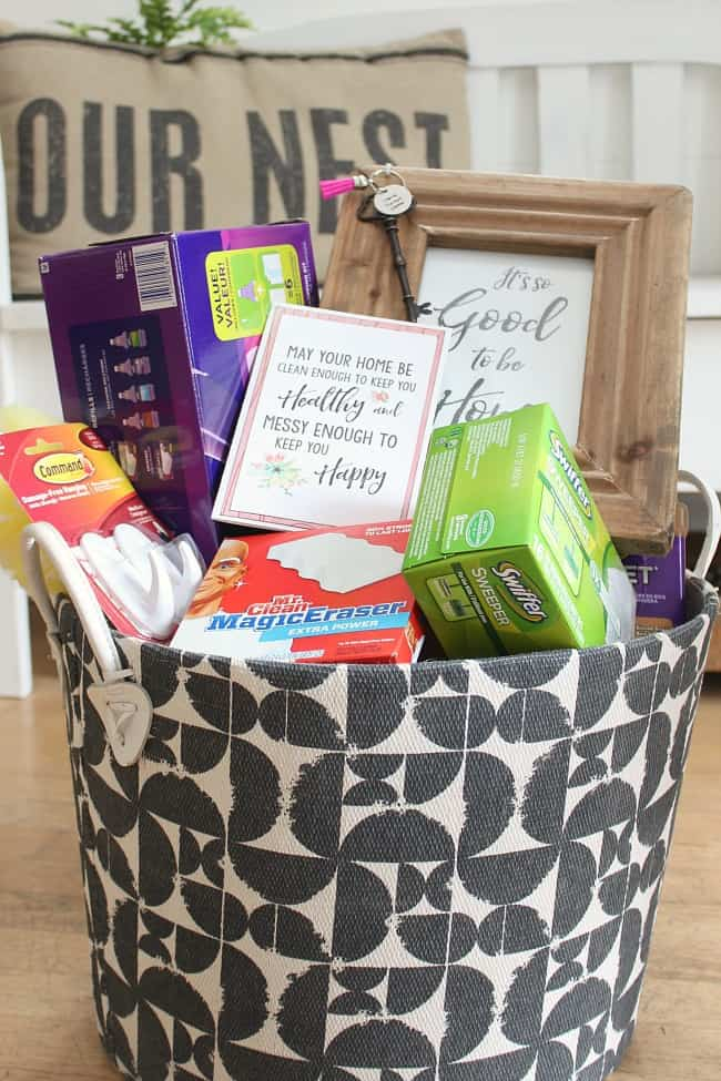 Welcome to Neighborhood DIY Basket