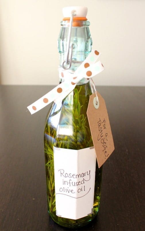 Infused Olive Oil Housewarming Gift