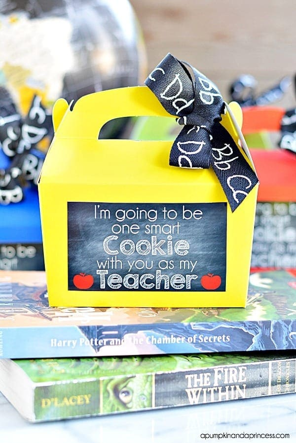 Teacher Goodie Box Gift