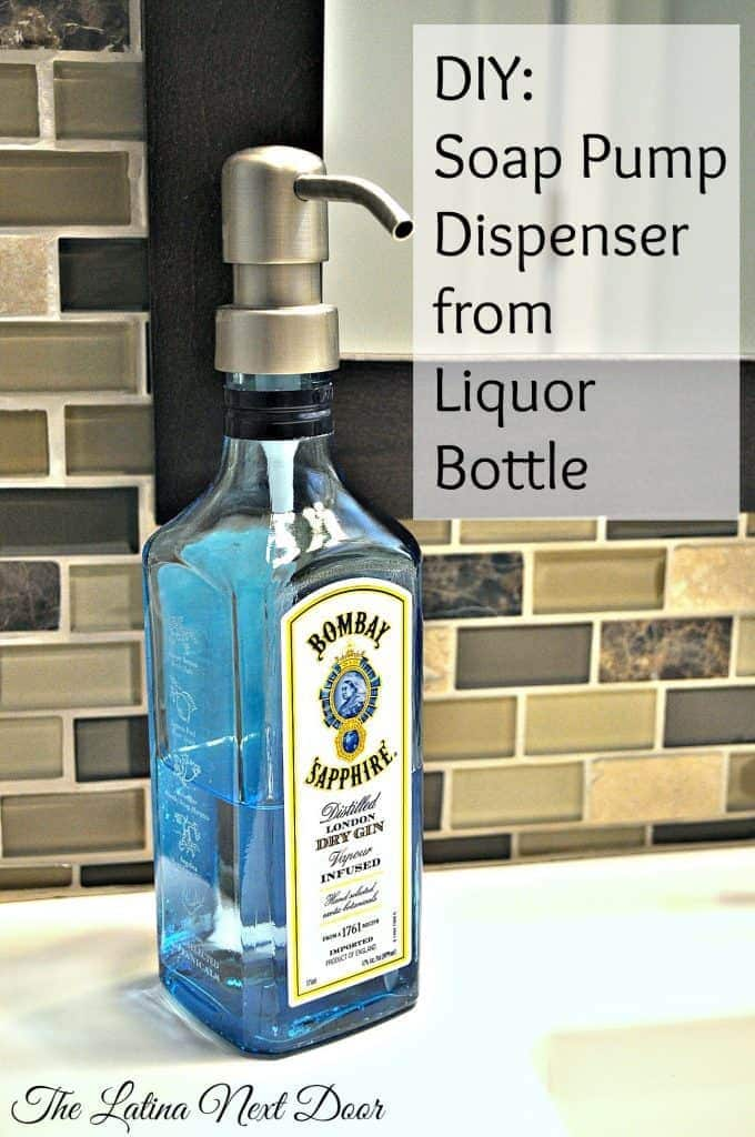 25 Awesome Diy Soap Dispensers The Saw Guy