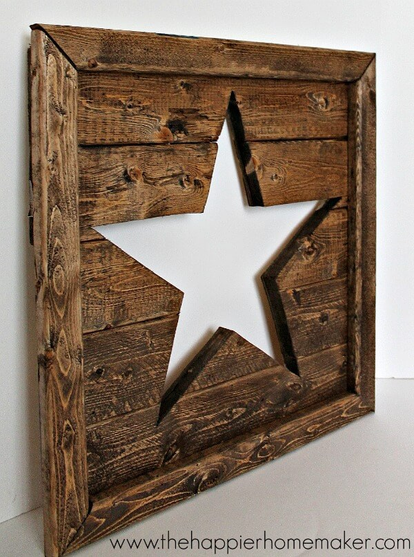 Farmhouse Wooden Decor