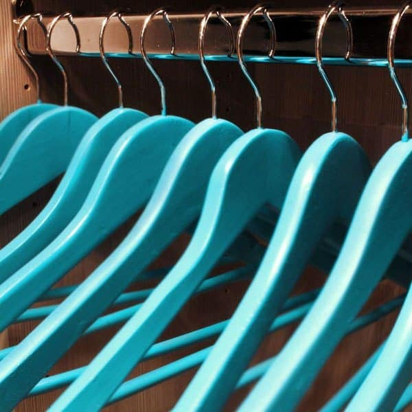 Make Your Own Painted Hangers