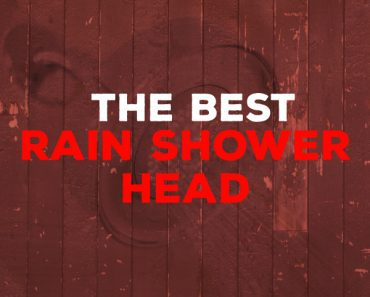 best rain shower head
