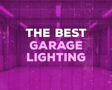 best garage lighting