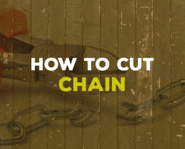 how to cut chain