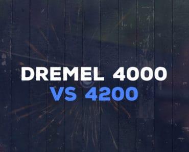Dremel 4000 vs Dremel 4200