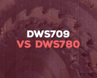 DWS709 vs DWS780