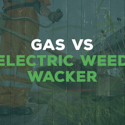 Gas vs Electric Weed Wacker