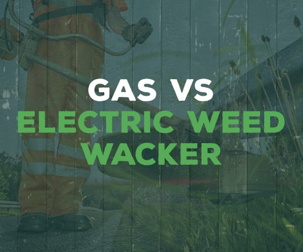 Gas Vs Electric Weed Wacker Which One Does Your Yard Need