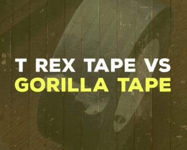 T-Rex Tape vs Gorilla Tape