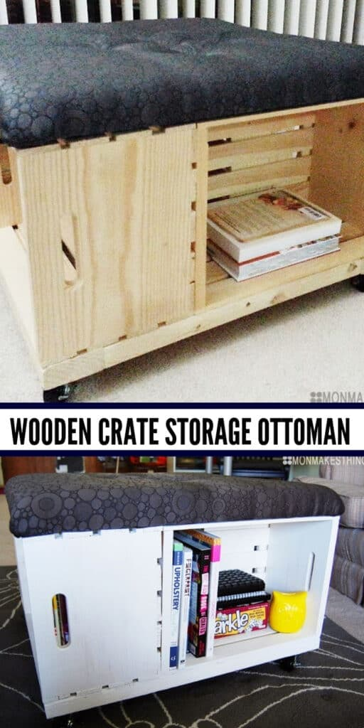 Update your old storage with a new look - These furniture hacks will turn outdated and old furniture into treasured pieces. From little to no money you can have creative furniture statements throughout your home. thesawguy.com