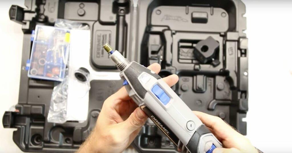 Dremel 4000 vs 4200 Rotary tool Kit