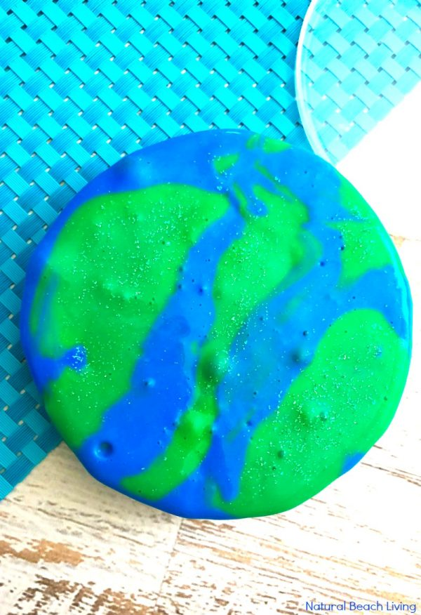 Earth Day Slime No day is complete without playing with slime when you are a kid. Check out this unique earth day slime and get your hands a little dirty. Even if you aren't the biggest fan of slime, I can promise your kids will be. thesawguy.com