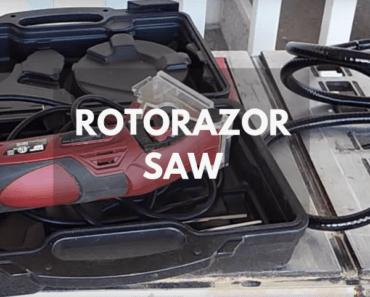 rotorazor saw
