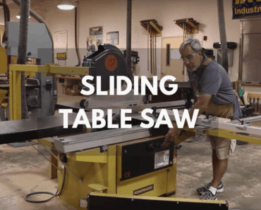 best sliding table saw