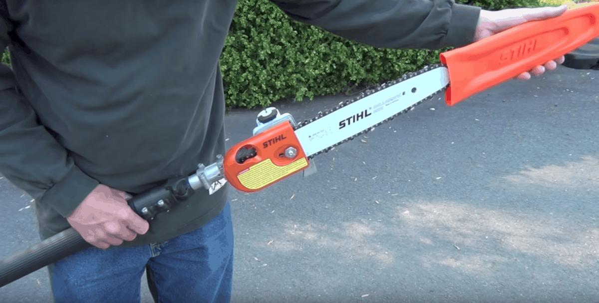 Stihl HT 56 C-E Pole Saw Review - The Saw Guy