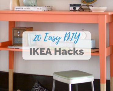 Cheap IKEA Hacks For The Home