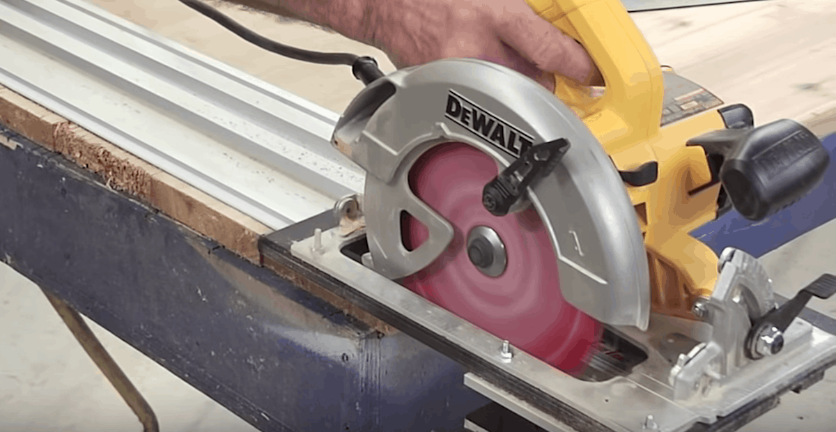 can a track saw replace a table saw