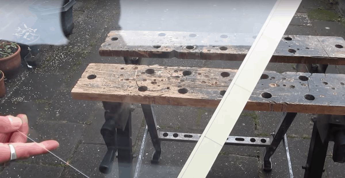 can you cut plexiglass with a table saw